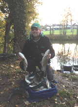 John Rafferty angling results Hampton Ferry